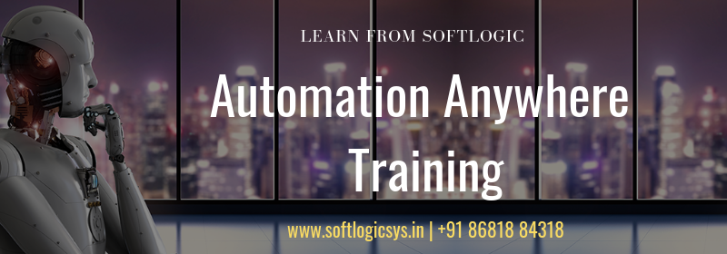 Automation Anywhere Training in Chennai | Automation Anywhere Course
