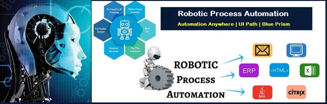 Best Robotic Process Automation (RPA) Training Institute in