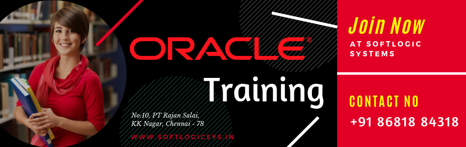 Oracle Training in Chennai | Oracle Training Institute in